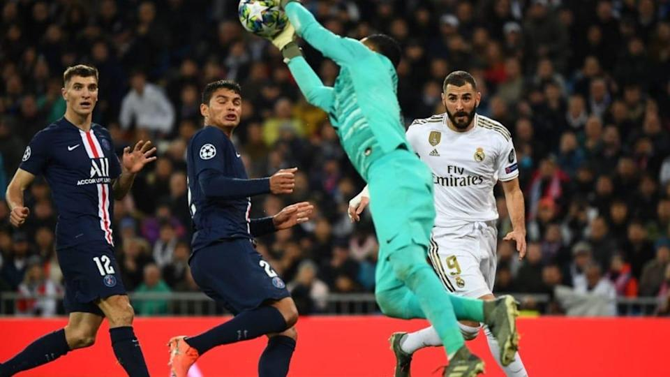 FBL-C1-EUR-REAL MADRID-PSG | GABRIEL BOUYS/Getty Images