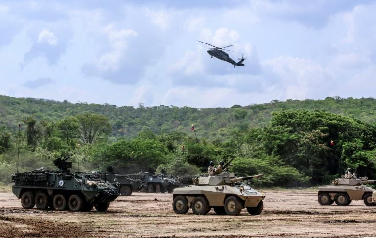Colombia's conflict has fed a sinister market of mercenaries around the world