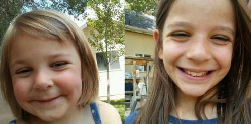 One of the missing Utah girls was locked inside a trailer and the other was hiding in a water barrel, according to the Iron County Sheriff's Office.