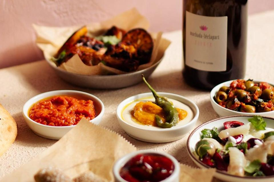 Moreish Moorish: the new spot will serve food inspired by the cuisines of Spain and North Africa  (Georgia Rudd)