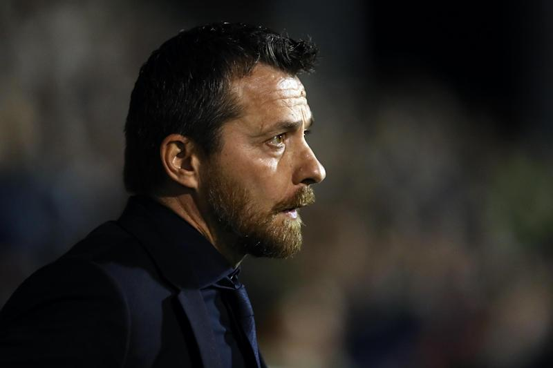 Jokanovic's side slipped out of the playoff places with defeat in the East Midlands: Getty Images