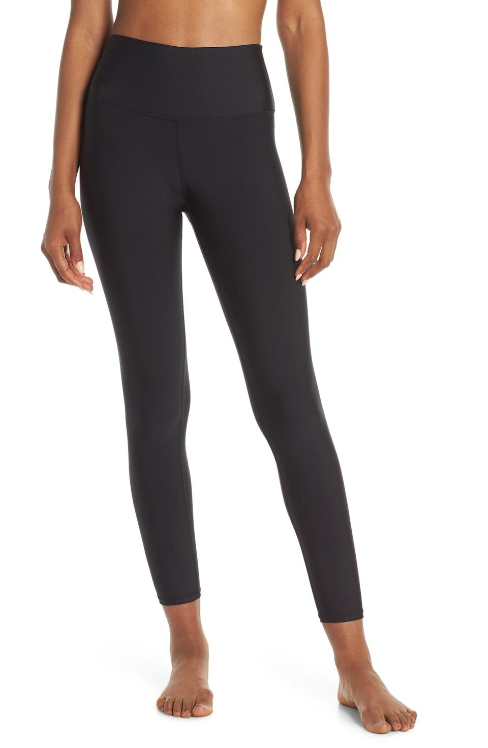 <p>These <span>Alo Airlift High Waist 7/8 Leggings</span> ($114) are some of our favorite leggings. They're flattering, supportive, and made to move with you.</p>