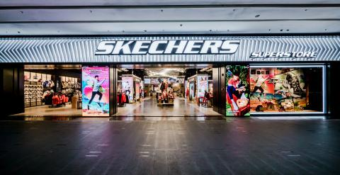 pretty and colorful modern techniques newest style of Skechers Surpasses 3,000-Store Milestone Worldwide