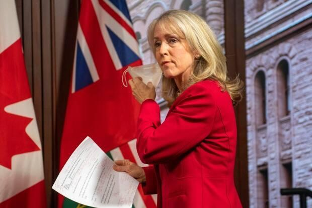 Merrilee Fullerton, Ontario's minister of long-term care, previously said the province is instituting a 'safe and comfortable environment' in long-term care and there is 'a commitment by our government to bring these homes into the modern era.'