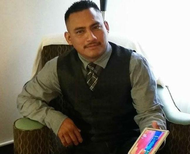 Mario Hernandez Delacruz is now living in Cancun with his mother (Courtesy of family)