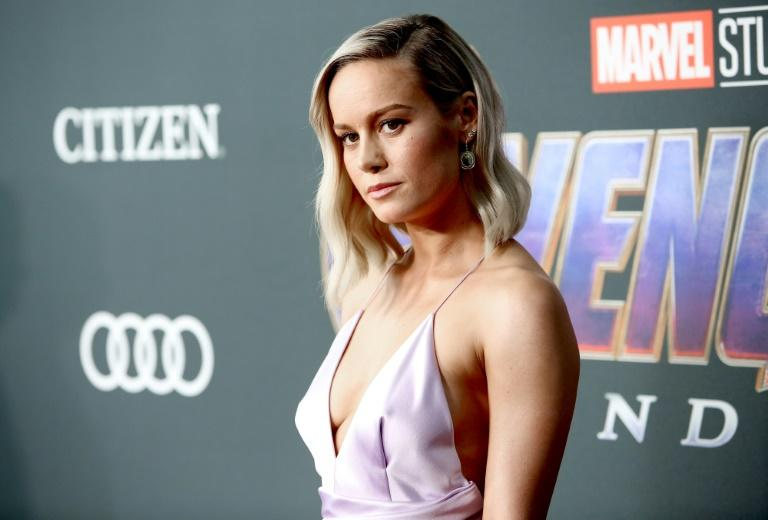 "Brie Larson attends the world premiere of ""Avengers: Endgame,"" which had the widest release in North American history"