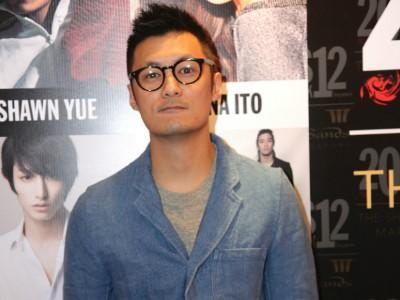 Shawn Yue happy with new love