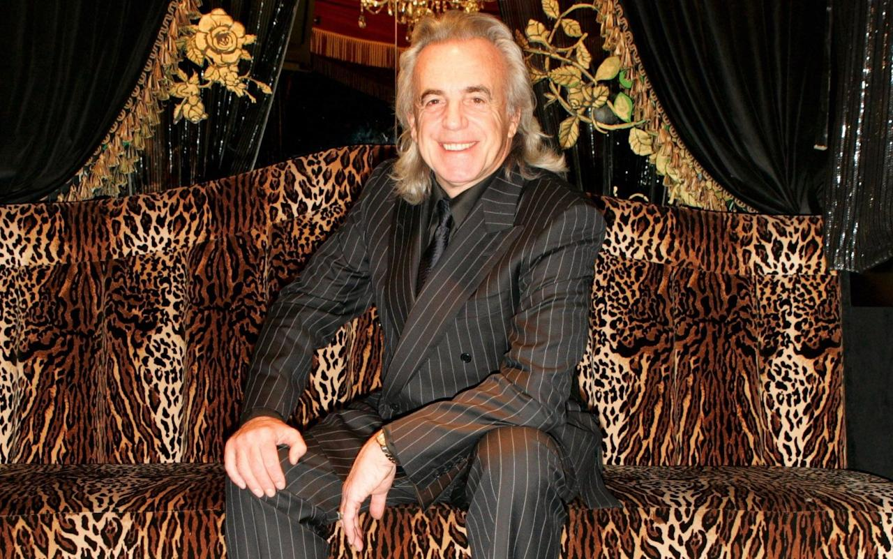 <p>Peter Stringfellow dies aged 77: 'King of Clubs' loses cancer battle. (PA)</p>