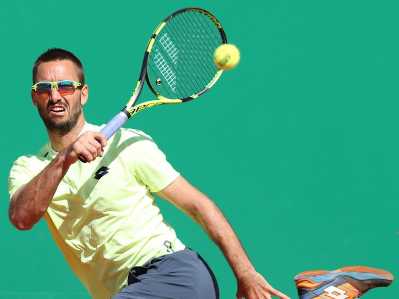 Troicki failed to provide a blood sample during the 2013 Monte Carlo Masters (Getty)