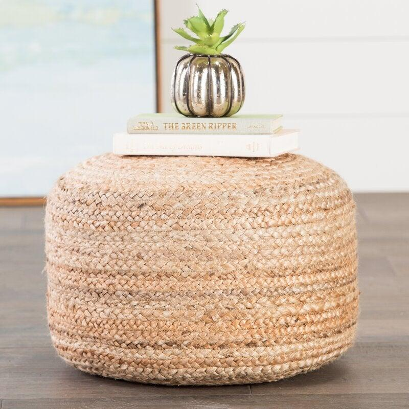 """<h2>Coastal Farmhouse Teele 18"""" Wide Round Pouf Ottoman</h2><br><strong>Deal: 64% off</strong><br>It's already hard to pass up an adorable round pouf ottoman in general, but when it's on super sale for Way Day, it's truly irresistible. R29 readers fell for this cute seat's charm and according to Wayfair, 925 other customers did too. <br><br>""""Such an awesome addition to our gathering space! The 18"""" is a perfect size for our reading chair, which sits a little low. I recommend!"""" — <em>Ethan, Wayfair Reviewer</em><br><br><br><em>Shop</em> <strong><em><a href=""""https://www.wayfair.com/brand/bnd/coastal-farmhouse-b59218.html"""" rel=""""nofollow noopener"""" target=""""_blank"""" data-ylk=""""slk:Coastal Farmhouse"""" class=""""link rapid-noclick-resp"""">Coastal Farmhouse</a></em></strong><br><br><br><strong>Coastal Farmhouse</strong> Teele 18"""" Wide Round Pouf Ottoman, $, available at <a href=""""https://go.skimresources.com/?id=30283X879131&url=https%3A%2F%2Fwww.wayfair.com%2Ffurniture%2Fpdp%2Fcoastal-farmhouse-teele-18-wide-round-pouf-ottoman-w003153966.html"""" rel=""""nofollow noopener"""" target=""""_blank"""" data-ylk=""""slk:Wayfair"""" class=""""link rapid-noclick-resp"""">Wayfair</a>"""