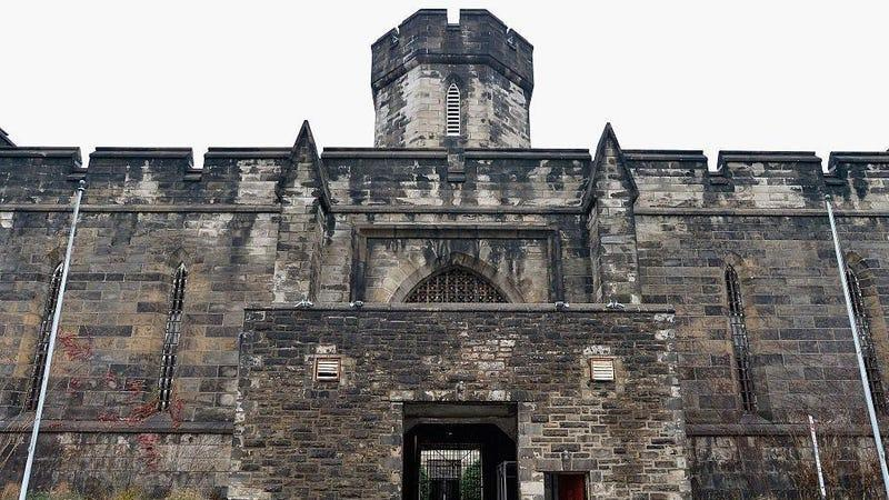 The gates of Eastern State Penitentiary