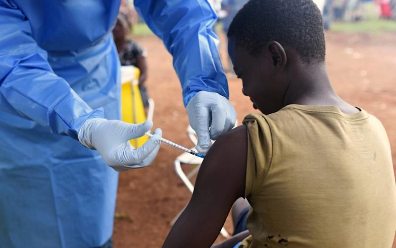 Far too many children in Africa are still not accessing the vaccines they need - Reuters
