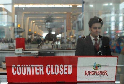 India's troubled Kingfisher Airlines loses licence