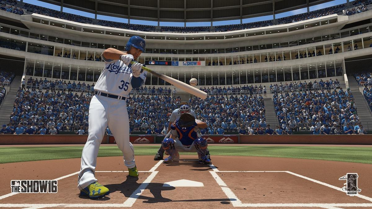 """<p>Sony's long-running baseball sim is still the only real option for sports fans hoping to recreate the upcoming MLB season. Thankfully, it's also consistently great. This year's model includes a new """"Showtime"""" feature that lets you briefly slow down time to make big plays.</p>"""