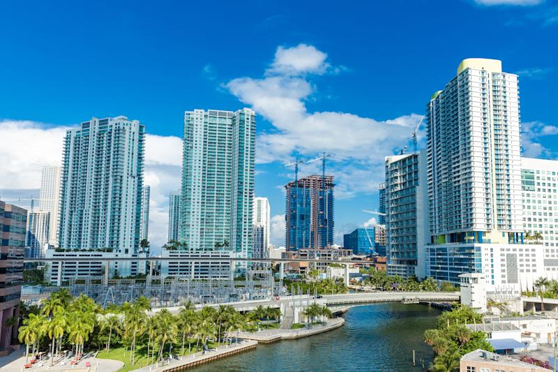Miami Realtors 'Freaking Out' After Luxury Condo Market Stalls