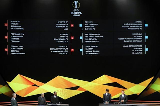 Clubs from England or Spain have combined to win the last eight Europa League titles (AFP Photo/Valery HACHE)