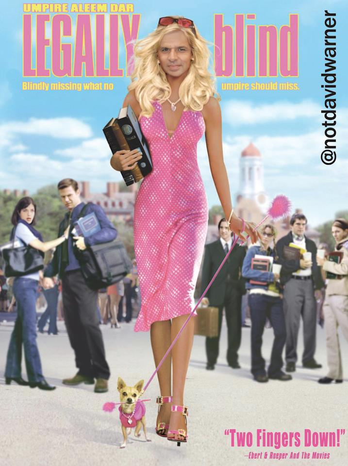 Based on Legally Blond
