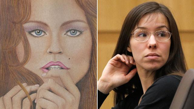 Jodi Arias' Jail Art Sells for Hundreds