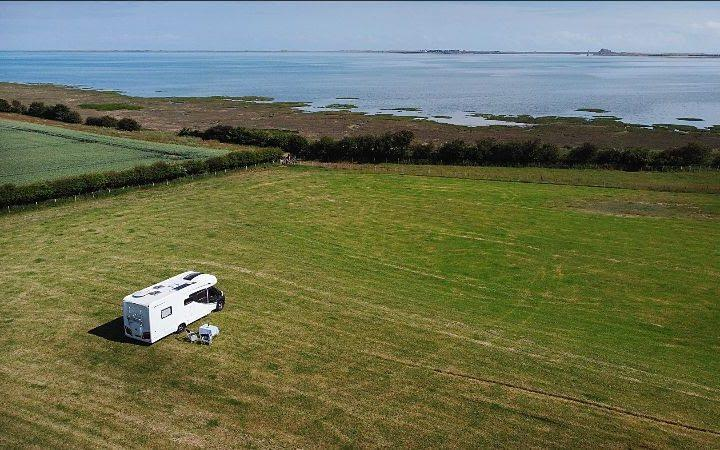 Sales of motorhomes in England have risen by 71 per cent this summer - Wild By Consent