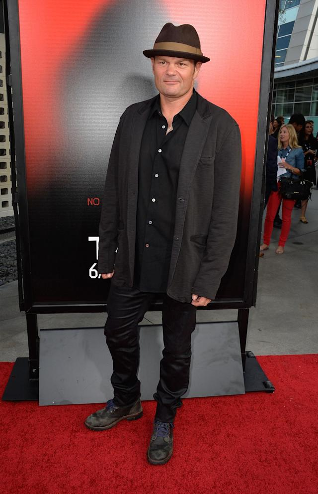 HOLLYWOOD, CA - JUNE 11: Actor Chris Bauer attends the premiere of HBO's 'True Blood' Season 6 at ArcLight Cinemas Cinerama Dome on June 11, 2013 in Hollywood, California. (Photo by Frazer Harrison/Getty Images)
