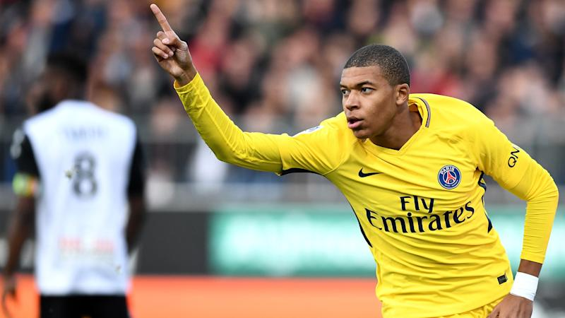 Transfergerücht: Manchester City beobachtet Mbappe-Situation bei PSG genau
