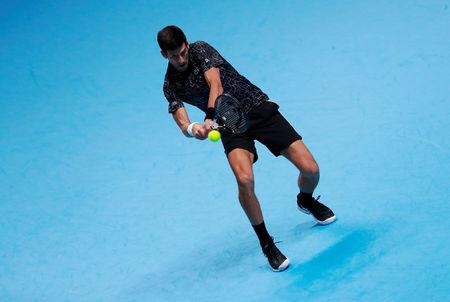Watch Kevin Anderson v Kei Nishikori live in the ATP Finals
