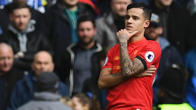 HD Phil Coutinho Liverpool