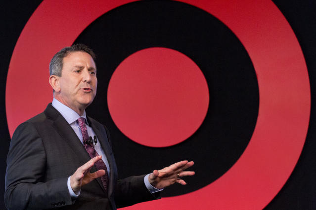 Target Chairman & CEO Brian Cornell offers advice to men looking to be advocates for their female peers in the workplace (AP Images)