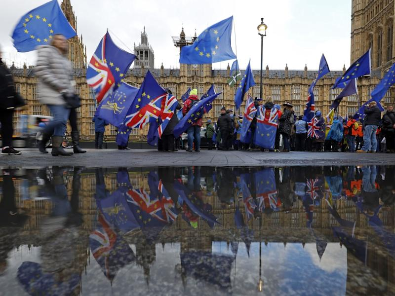 "(Bloomberg) -- Parliament is gearing up for a knife-edge vote on a measure to prevent the next prime minister suspending Parliament to pursue a no-deal Brexit. As pro-EU ministers weigh up how they will vote, the government's fiscal watchdog published new forecasts of the economic damage a chaotic exit would bring.Key Developments:House of Commons votes later on Thursday on measures to prevent a no-deal Brexit. House of Lords beefed up the legislation on Wednesday and a new amendment that aims to further strengthen Parliament's hand will also go to a vote.Tory whips tell MPs to vote against amendments that aim to prevent no-deal as they seek to contain rebellionJustice Secretary David Gauke declined to say earlier how he will vote on ThursdayOBR says no-deal would push economy into recession and increase debt. GDP would fall 2% by end-2020The pound rose 0.4%At Least One Minister Planning To Rebel (11:45 a.m.)At least one minister opposed to a no-deal Brexit is planning to rebel against the government and abstain in a vote on amendments to the Northern Ireland Bill on Thursday afternoon.Theresa May's government has ordered ministers to vote against the proposed measure (see 10:20 a.m.) and would normally be expected to discipline a minister who goes against the party line.May: No-Deal Blocking Amendment is Unhelpful (11:20 a.m.)Theresa May's office offered only mild criticism of the amendment to the Northern Ireland Bill that's aimed at stopping a no-deal Brexit (see 11 a.m.) -- fueling speculation that some minister's may take the risk of rebelling against the government in Thursday afternoon's vote.""We have been very clear that the purpose of the bill is to ensure the continuation of vital public services,'' May's spokesman James Slack told reporters in London at his regular morning briefing.The plan to require ministers to report on progress every two weeks -- really a device to stop the government from suspending parliament -- ""risks being counterproductive to the overarching aim,'' Slack said.Benn Amendment Selected for Vote (11 a.m.)An amendment drafted by Labour MP Hilary Benn that aims to strengthen legislation to prevent a no-deal Brexit has been selected for a vote, according to three people familiar with the situation.The amendment has some cross-party backing and builds on a measure to stop the next prime minister suspending Parliament to push through a no-deal Brexit.Irish PM Says Must Avoid Hard Border (10:45 a.m.)Irish Prime Minister Leo Varadkar said he'll meet the new U.K. premier, and is open to considering whether Britain has any workable solutions to avoid a hardening of the Irish border after Brexit. Speaking to RTE Radio, Varadkar said that while he's not closing the door on compromise, what's important is the end goal of avoiding the return of checkpoints on what will be the EU's new land frontier with the U.K.""If there are proposals that they have that genuinely achieve the same outcome, then we have to listen to them,"" he said.MPs Seek to Force Parliament to Sit if Prorogued (10:25 a.m.)Labour's Hilary Benn has submitted an amendment that would require Parliament to sit even if it has been suspended -- or prorogued.It builds on an amendment inserted by the House of Lords, and would force the government to recall Parliament if prorogued to sit on specific days.Crucially, a number of Conservatives have added their names to Benn's amendment, suggesting there's appetite for rebellion. They're all former ministers: Alistair Burt, Ed Vaizey, Justine Greening, Dominic Grieve, Sam Gyimah, Philip Lee, Oliver Letwin and Guto Bebb.Tories Told to Vote vs Measures to Stop No-Deal (10:20 a.m.)Conservative whips have told lawmakers they must vote against amendments that aim to prevent the next prime minister suspending Parliament to pursue a no-deal exit, according to a person familiar with the situation.No-Deal Would Knock Britain into Recession (9:50 a.m.)A chaotic exit from the EU would push Britain into recession, and GDP would be 2% lower by the end of 2020, according to new forecasts from the Office for Budget Responsibility.A no-deal departure would increase borrowing,and hit asset prices, including a sharp decline in the pound.The fiscal watchdog said it hadn't used the most pessimistic of no-deal scenarios to come up with those forecasts.""That most benign version is not the version that is being talked about by prominent Brexiteers,"" Chancellor of the Exchequer Phillip Hammond said. ""So I greatly fear the impact on our economy and our public finances of the kind of no-deal Brexit that is realistically being discussed now.""Parliament Wants Updated BOE Brexit Analysis (9:50 a.m.)As the Conservative leadership candidates argue over how to handle Brexit, the Treasury Committee has asked the Bank of England to update its economic analysis of various scenarios. The original analysis was published in late 2018, and was heavily criticized by pro-Brexit lawmakers. For a reminder of those scenarios, click here.Treasury Committee Chair Nicky Morgan said she wants Parliament to be ""as informed as possible as it considers key decisions about the future of our country.""Hunt Warns Against 'Gung-Ho' Brexit Approach (8:30 a.m.)Foreign Secretary Jeremy Hunt warned that rival Boris Johnson's ""head-strong, gung-ho"" approach to Brexit risks triggering a general election before Oct. 31 if Parliament votes to take a no-deal divorce off the table.Hunt, who said momentum is moving in his direction in the race to be Tory leader, accused the EU of not being ""rational"" in its approach to Brexit talks, and said they've treated it too much as a political issue.Hunt, who conceded a no-deal split would have economic consequences, said that if he became prime minister, he would seek to persuade his Irish counterpart to rethink his support for the border backstop arrangement -- the measure in the Brexit deal designed to keep the border open in the event the issue is not dealt with by a future trade deal.""The backstop isn't going to happen, it's failed to get through Parliament three times, it's never going to get through Parliament -- do you want to find a solution or not,"" Hunt said he would tell Leo Varadkar. ""We need to find a different way to do it.""Barnier: U.K. Would Face No-Deal 'Consequences' (8:10 a.m.)Michel Barnier, the EU's chief Brexit negotiator, said the U.K. would ""have to face the consequences"" of a no-deal split from the bloc, and said member states have ""never been impressed"" with British threats to leave without an agreement.In an interview for a BBC TV documentary to be broadcast on Thursday, Barnier said the bloc is ready to discuss alternative arrangements for the Irish border -- as set out in the agreement struck by Theresa May -- but needs ""time, we need certainty, we also need rationality"" in the discussions. ""We cannot play a game."" Technical solutions are not yet ready to deal with, for example, the issue of live animals crossing the border, he said.He was also scathing about British politicians who talk about leaving the EU as being like quitting a golf club. ""The EU is not a club, the EU is a political, economic, legal construction for 60 years,"" he said. ""Leaving the EU means so many consequences, human, social, legal, technical, financial, economic -- nobody should underestimate the consequences.""Gauke Won't Say If He'll Back Brexit Amendment (7:15 a.m.)Justice Secretary David Gauke said he doesn't yet know how he will vote on an amendment intended to prevent a future prime minister from suspending Parliament to force through a no-deal Brexit.""I'll have to see what the precise amendments are, and we're hearing what the whipping will be and the arguments on that, so I'm not in position to necessarily say,"" Gauke, who is expected to lose his job after the new prime minister is announced next week, told BBC Radio 4. ""At a crucial point in this country's history that Parliament should not be able to sit, should not be able to express its opinion and its will, would be outrageous.""Gauke has said he would resign if a future prime minister -- expected to be Boris Johnson -- insisted on a no-deal divorce from the EU. Johnson has refused to rule out suspending Parliament to force through such a split, which is not backed by a majority of MPs.Gauke and Chancellor of the Exchequer Philip Hammond are shaping up to be influential and disruptive backbench rebels once there is a change of leader. There has been speculation some ministers may quit to vote against the government, and Gauke's comments will add fuel to the theory.Earlier:Boris Johnson Says U.S.-U.K. Trade Deal Won't Be Forged QuicklyPound Jolted Out of Summer Slumber as No-Deal Brexit Din GrowsBrexit Bulletin: Neutralizing the Next PM\--With assistance from Charlotte Ryan, Thomas Penny, Fergal O'Brien and Dara Doyle.To contact the reporters on this story: Kitty Donaldson in London at kdonaldson1@bloomberg.net;Alex Morales in London at amorales2@bloomberg.netTo contact the editors responsible for this story: Tim Ross at tross54@bloomberg.net, ;Emma Ross-Thomas at erossthomas@bloomberg.net, Stuart BiggsFor more articles like this, please visit us at bloomberg.com©2019 Bloomberg L.P."