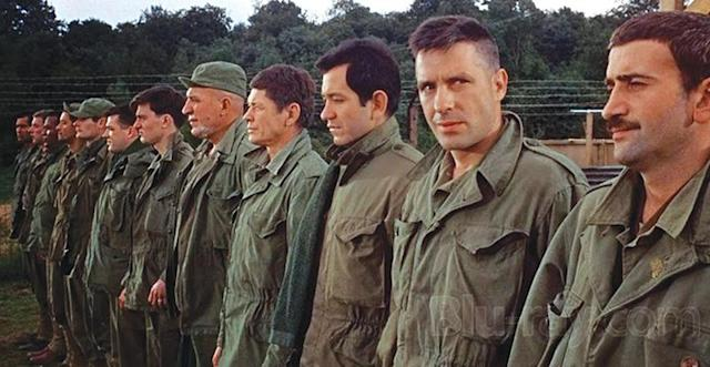 The Dirty Dozen (Credit: MGM)