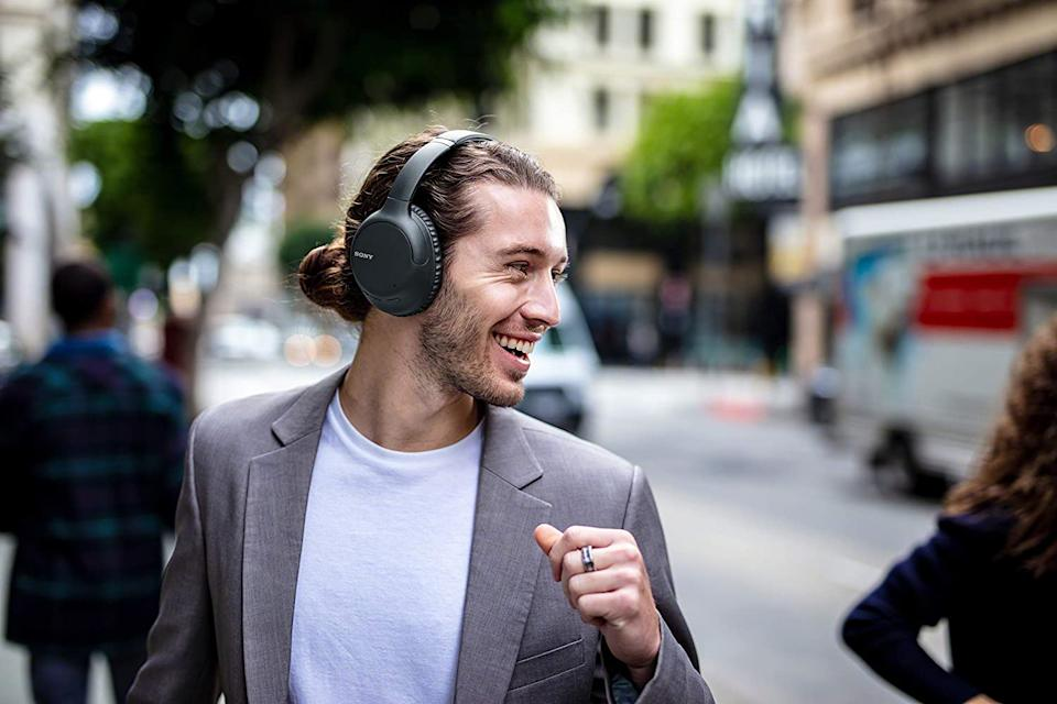 Sony headphones are up to 50% off on Amazon - but only for today. Image via Amazon.
