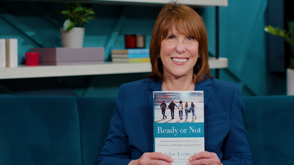 "Dr. Madeline Levine is a clinical psychologist and author of ""Ready or Not: Preparing Our Kids to Thrive in an Uncertain and Rapidly Changing World."""