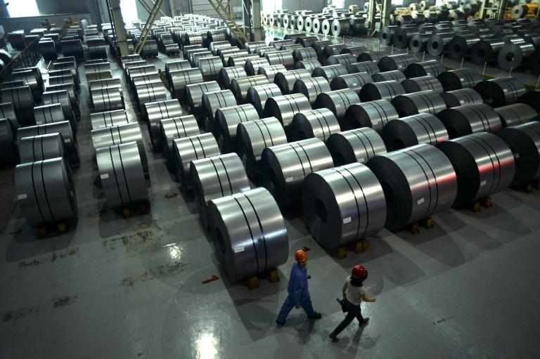 China steel capacity rises in 2016, despite closures: Greenpeace