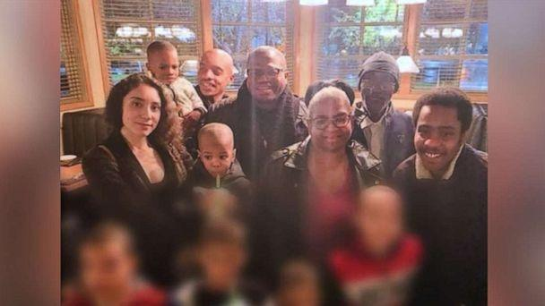 PHOTO: The West family is shown with missing toddlers Orrin and Orson West  in an undated family photo. (West/Watkins Family)