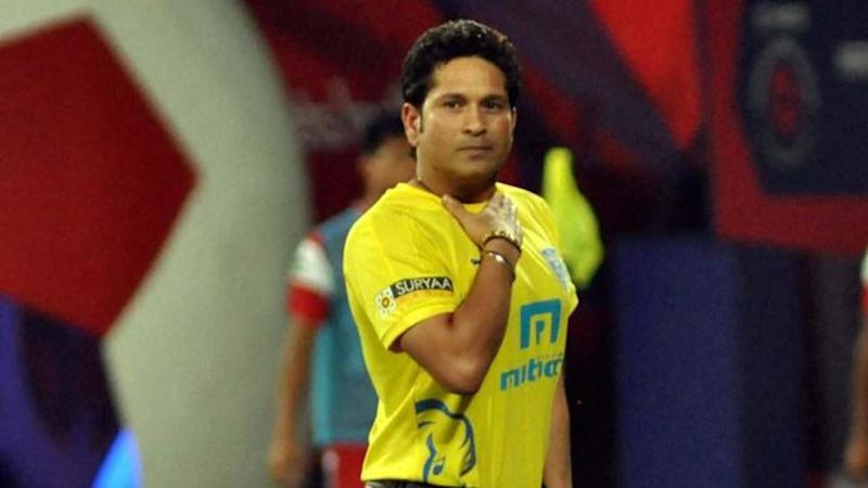 Have decided to end my association with Kerala Blasters: Tendulkar
