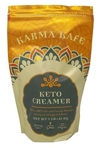 """<p><strong>Karma Kafe</strong></p><p>amazon.com</p><p><strong>$30.71</strong></p><p><a href=""""https://www.amazon.com/dp/B07K8SL993?tag=syn-yahoo-20&ascsubtag=%5Bartid%7C1782.g.24488778%5Bsrc%7Cyahoo-us"""" rel=""""nofollow noopener"""" target=""""_blank"""" data-ylk=""""slk:BUY NOW"""" class=""""link rapid-noclick-resp"""">BUY NOW</a></p><p>Karma Kafe's creamers are made with customers in mind, because the team behind them considers themselves consumers. You can sometimes find bags of this stuff at Costco, but if not Amazon and Karma Kafe always has them available. </p>"""