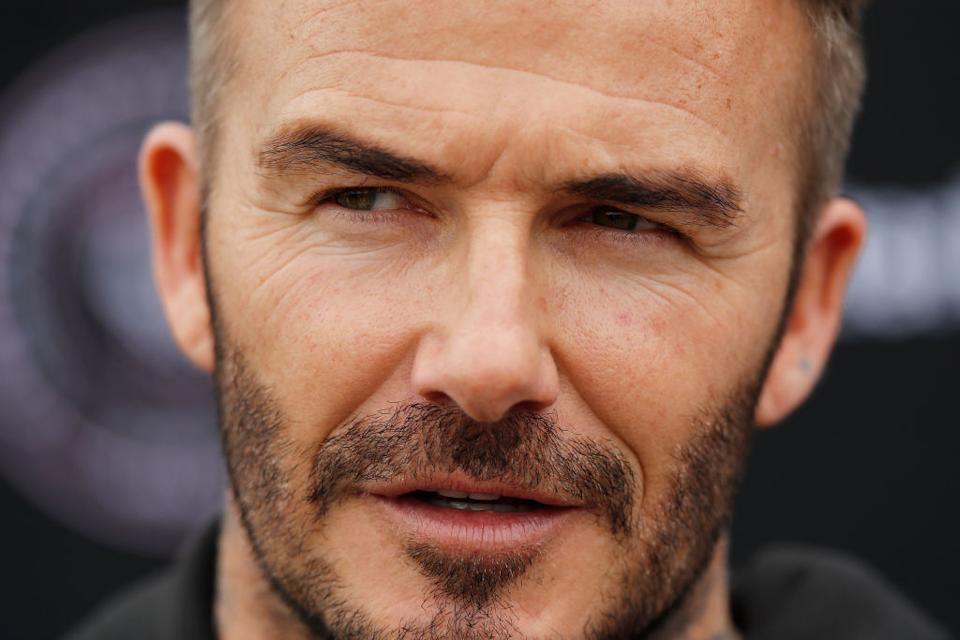 Eva Longoria has revealed David Beckham is a good cook, pictured in February 2020. (Photo by Michael Reaves/Getty Images)