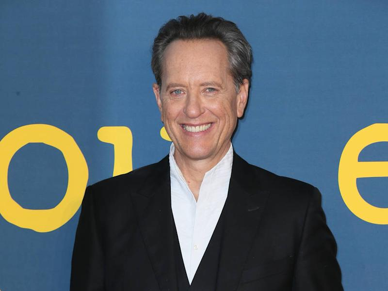 Richard E. Grant's car stolen from driveway