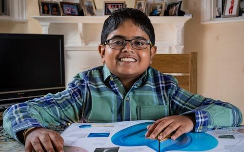 Rahul Doshi: 'Now I want to get back to my piano... so I can reach Grade Eight' - Credit: Andrew Crowley