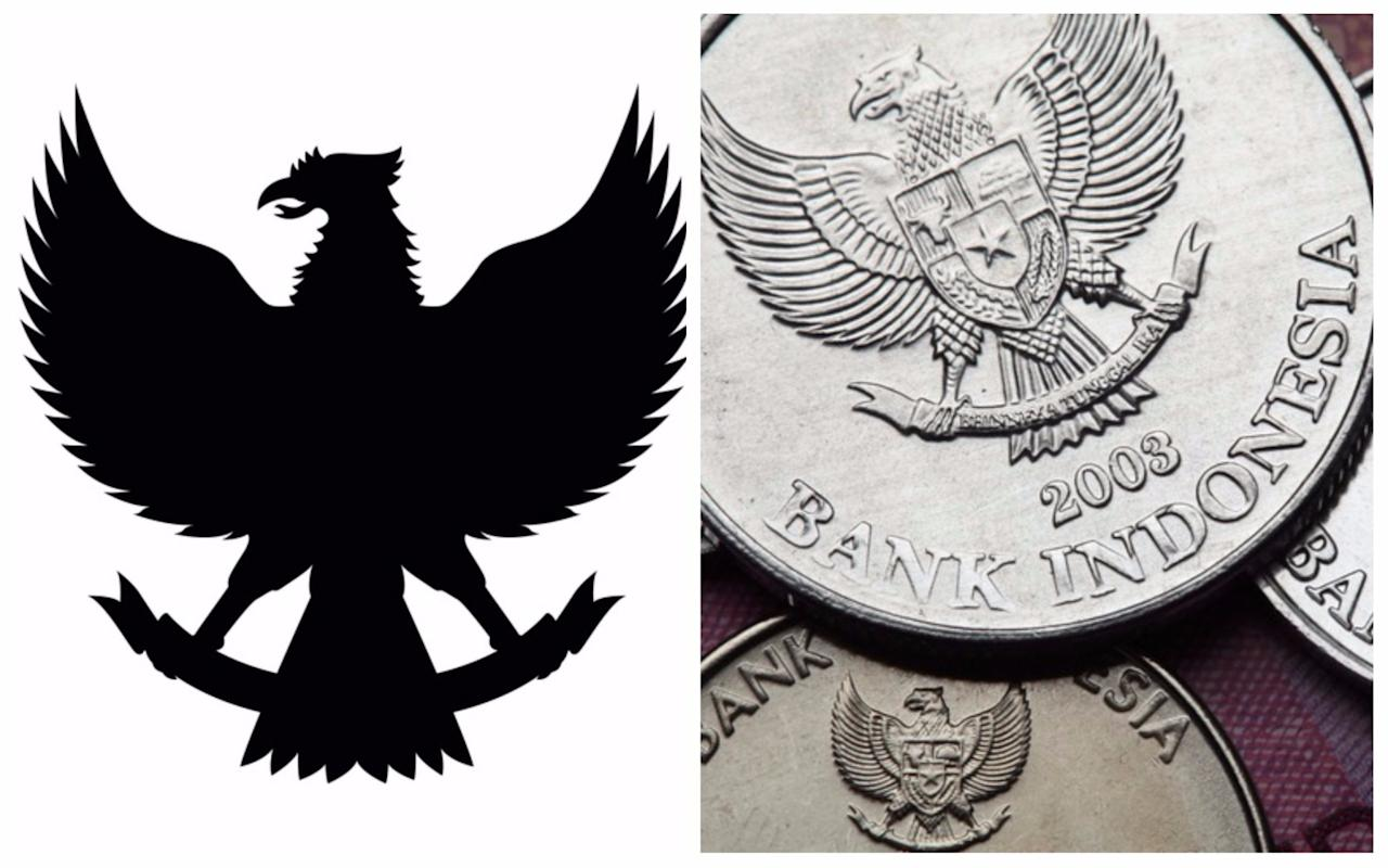 <p>Indonesia:<br />Garuda (historic national animal) </p>