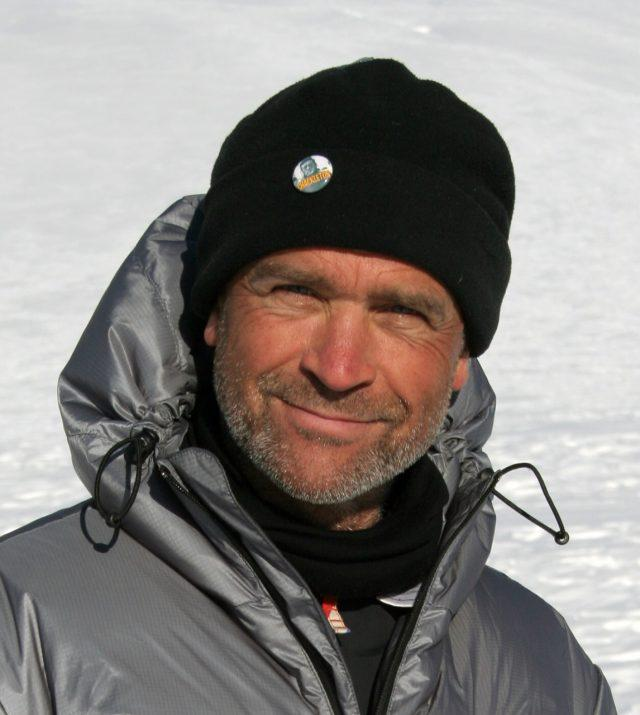 Henry Worsley died after suffering from exhaustion and dehydration (Family handout/PA)
