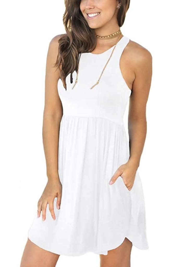 <p>This <span>Longyuan Elastic Sundress</span> ($17-$36) makes an excellent pick for beach days.</p>