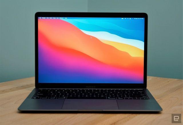 Apple M1 MacBook Air