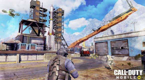 Call of Duty: Mobile -- Battle Royale features locations from a bunch of Call of Duty games.