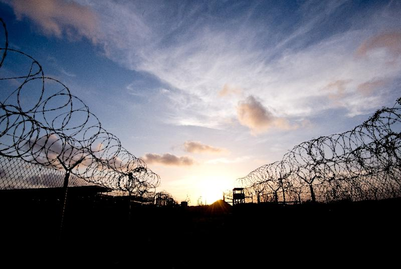 A Yemeni prisoner who had been cleared to leave Guantanamo Bay after nearly 14 years has opted to stay in the military prison for now, a Pentagon spokesman said (AFP Photo/Mladen Antonov)