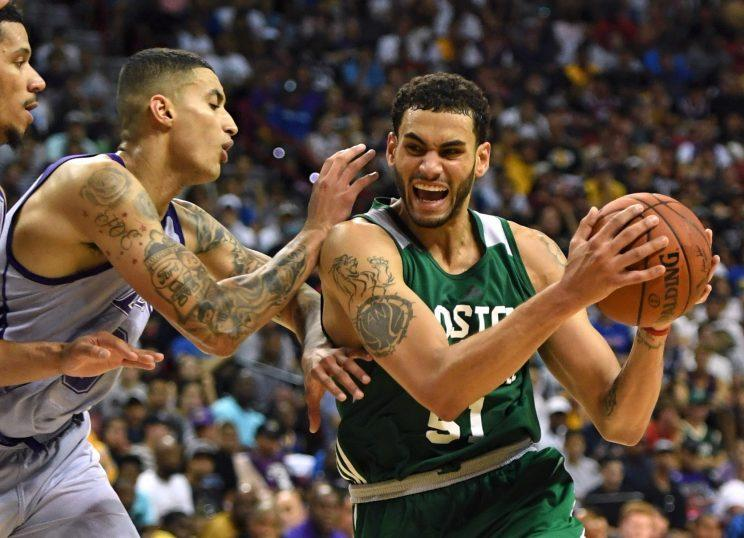Abdel Nader was the No. 58 overall selection in the 2016 draft. (Getty)