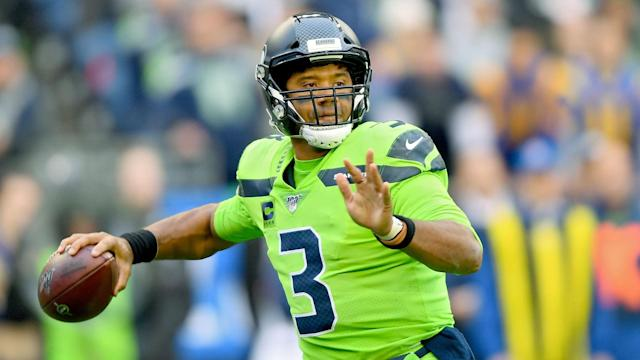 Russell Wilson knows whose game he wants to mimic, but it is not one of an NFL great.