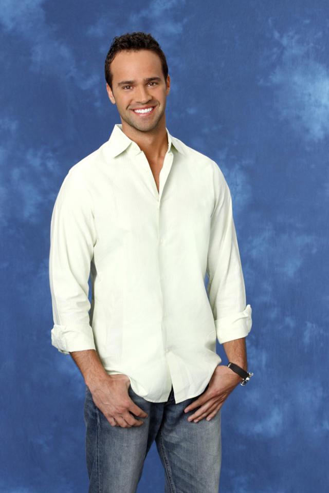 """John """"Wolf,"""" 30, a data destruction specialist from St. Louis, MO is featured on the eighth edition of """"<a href=""""http://tv.yahoo.com/bachelorette/show/34988"""">The Bachelorette</a>."""""""