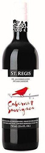 """<h2>St. Regis Cabernet Non-Alcoholic Wine</h2><br>Enjoy the flavorful taste of rich Cabernet. Soft, ruby-red non-alcoholic wine tastes aromatic nose of spices, mint, and ripe plums. <br><br><strong>St. Regis</strong> St. Regis Cabernet Non-Alcoholic Wine, $, available at <a href=""""https://amzn.to/34Ij1Qj"""" rel=""""nofollow noopener"""" target=""""_blank"""" data-ylk=""""slk:Amazon"""" class=""""link rapid-noclick-resp"""">Amazon</a>"""