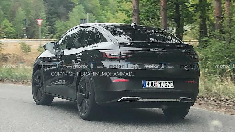 Volkswagen ID.4 GTX Spy Photo